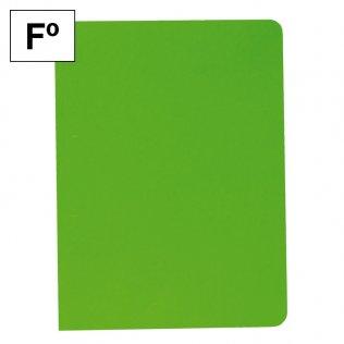 Subcarpeta Plus Office Folio 200 gr verde