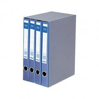 Módulo 4 archivadores 1344 Azul Plus Office
