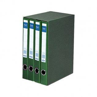 Módulo 4 archivadores 1344 Verde Plus Office