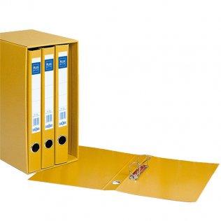 Módulo 4 archivadores 1344 Amarillo Plus Office