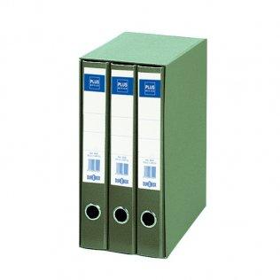 Módulo 3 archivadores 1333 Verde Plus Office