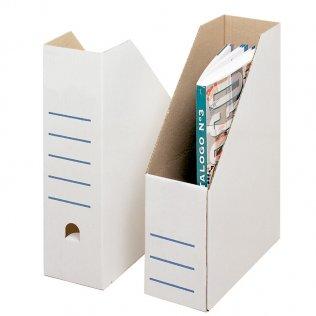 Archivo boxer Makro Paper cartón Blanco