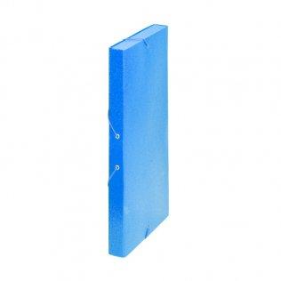 Carpeta proyecto Azul Lomo 3cm