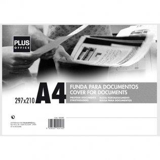 Fundas para documentos A4 Plus Office