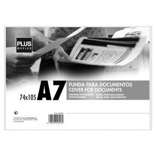 Fundas para documentos A7 Plus Office
