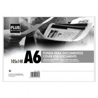 Fundas para documentos A6 Plus Office