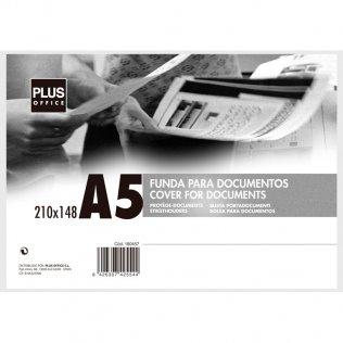 Fundas para documentos A5 Plus Office