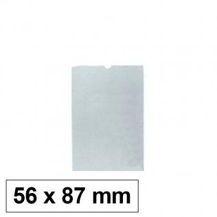 Funda PVC flexible 56 x 87 mm