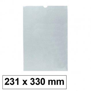 Funda PVC flexible 231 x 330 mm
