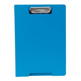 Carpeta miniclip A4 azul Plus Office