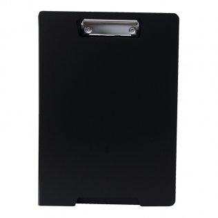 Carpeta miniclip A4 negro Plus Office