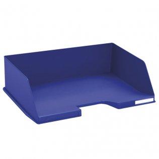 Bandeja azul noche Combro Maxi apaisada Exacompta