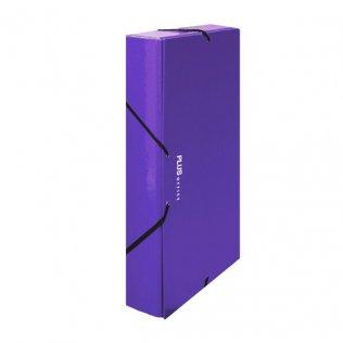 Carpeta proyecto A4 Violeta Lomo 50 mm Plus Office