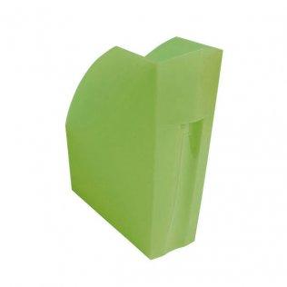Revistero Exacompta verde manzana