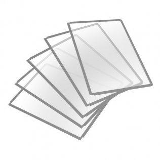 Fundas para clasificadores Durable con pivotes gris