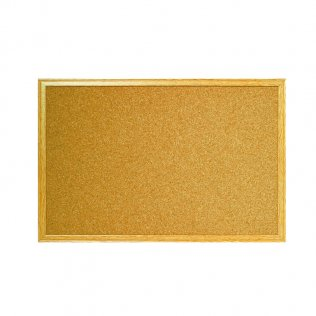 Tablero de corcho 900x600 mm Makro Paper