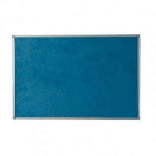 Tablero moqueta azul 600x900 mm