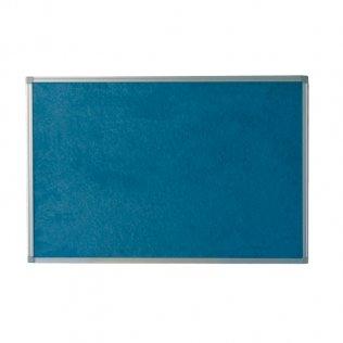 Tablero moqueta azul 1200x900 mm