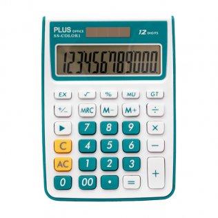 Calculadora SS-Color 1 Azul Plus Office