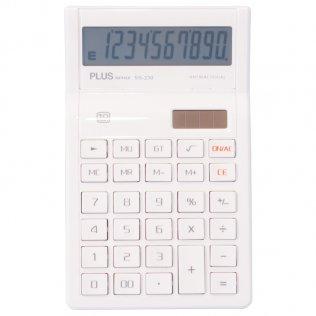 Calculadora antibacteriana SS-230 grande Plus Office