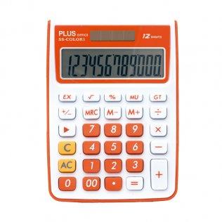 Calculadora SS-Color 1 Naranja Plus Office