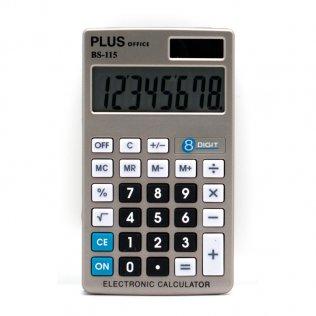 Calculadora BS-115 de bolsillo Plus Office