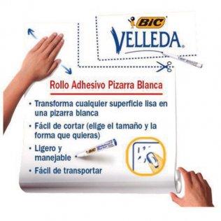 Pizarra en forro adhesivo 450x500 Bic Velleda