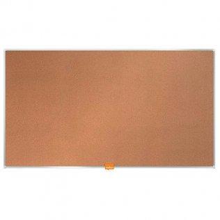 Tablero Nobo de corcho panorámico 900x510 mm 40 pulgadas