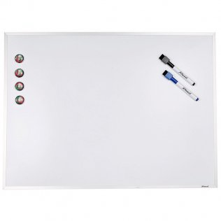 Pizarra Rexel magnética Quartet 585x430 mm