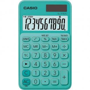 Calculadora SL-310UC Verde Casio