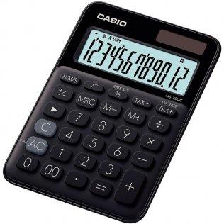 Calculadora Casio MS-20UC Negro