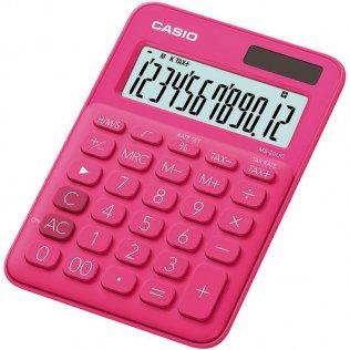 Calculadora Casio MS-20UC Fucsia