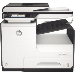 Impresora HP PageWide Pro 477dw multifunción A4