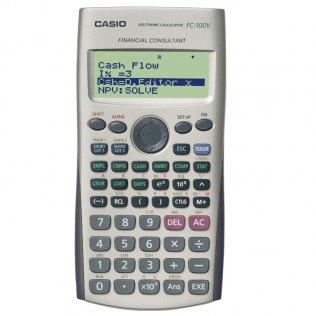 Calculadora científica FC-100V Casio