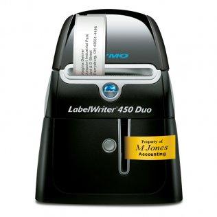 Impresora de etiquetas Dymo Label Writer 450 Duo