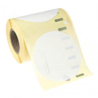 Etiquetas térmicas LabelWriter 57mm diámetro blanco/papel 160ud