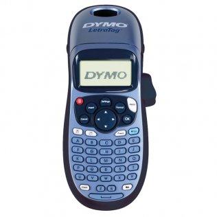 Rotuladora Dymo Letratag LT100-H Azul