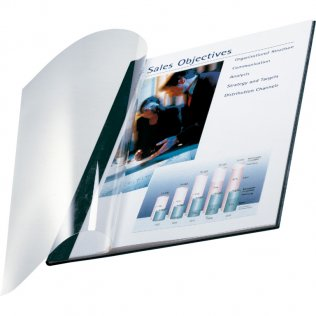 Tapa flexible ImpressBind 15-35 hojas 35mm Leitz