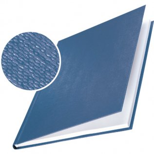 Tapa rígida ImpressBind 176-210H Azul Leitz