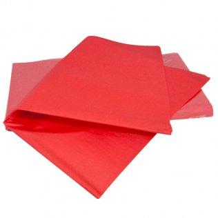 Papel de seda Campus College Rojo Resma 500