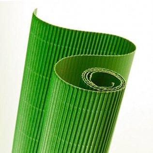Cartón ondulado Sadipal Verde. 5 udes.