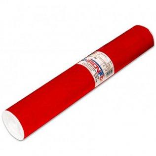 Forro adhesivo mate rojo 0,45x20m Aironfix