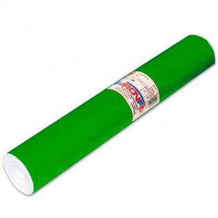 Forro adhesivo brillante verde 0,45x20m Aironfix