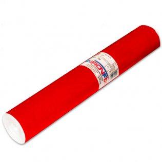 Forro adhesivo brillante rojo 0,45x20m Aironfix