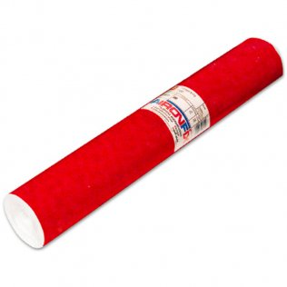 Papel autoadhesivo Aironfix Tacto aterciopelado Rollos de 45x10cm. Rojo