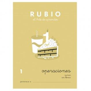 Cuadernos Rubio Operaciones 1