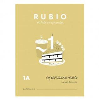 Cuadernos Rubio Operaciones 1A