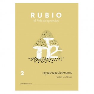 Cuadernos Rubio Operaciones 2