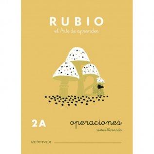 Cuadernos Rubio Operaciones 2A