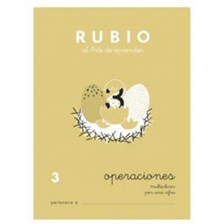 Cuadernos Rubio Operaciones 3
